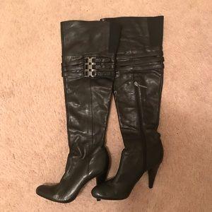 Calvin Klein waverly boots size 8.5